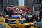 Beschleunigte Kunst in New York